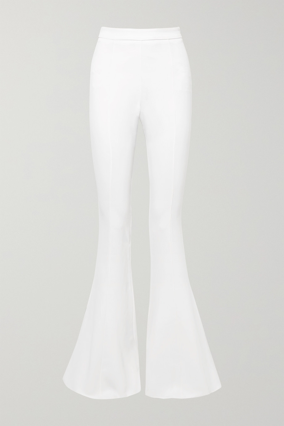 Cushnie Stretch-crepe flared pants
