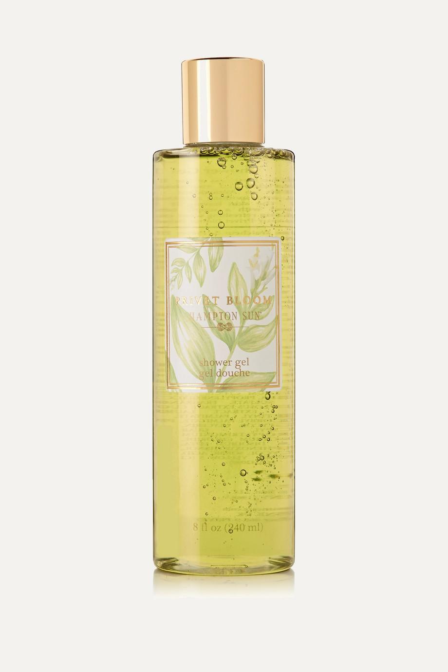 Hampton Sun Privet Bloom Shower Gel, 240ml