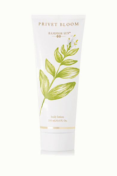 HAMPTON SUN Privet Bloom Body Lotion, 200Ml - One Size in Colorless