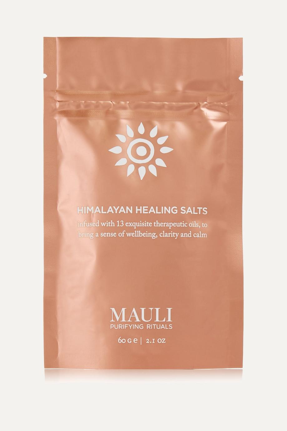 Mauli Rituals Himalayan Healing Salts, 7 x 60g