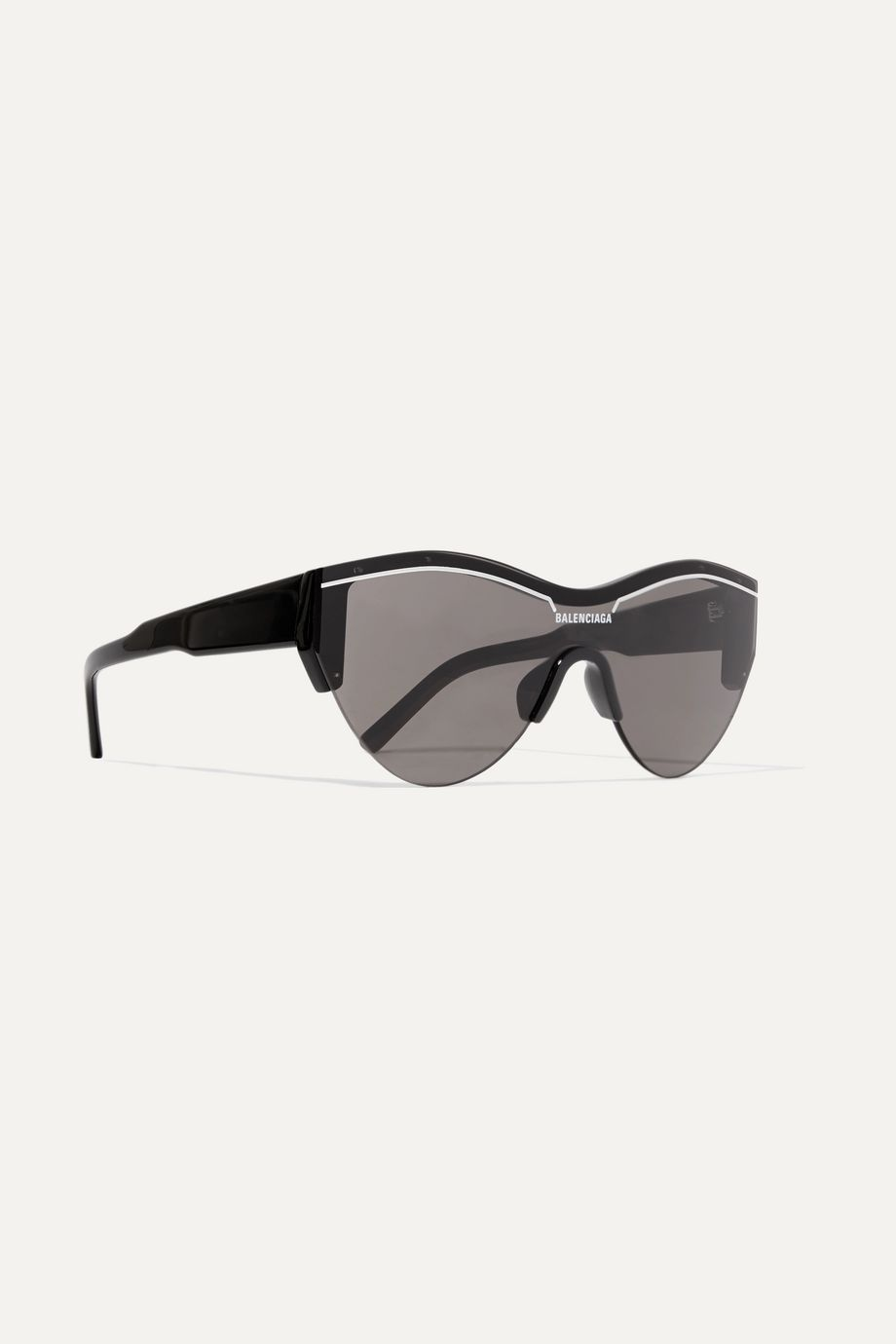 Balenciaga Ski cat-eye acetate sunglasses