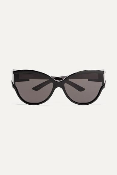 53515cb2d765 Balenciaga | Unlimited cat-eye acetate sunglasses | NET-A-PORTER.COM