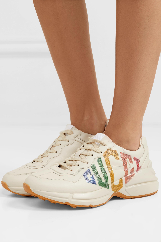 gucci rhyton sneakers sale