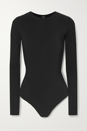 Alix NYC Leroy stretch-jersey thong bodysuit