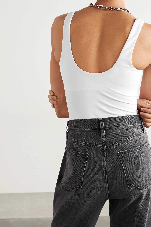 Alix NYC Mott stretch-jersey thong bodysuit