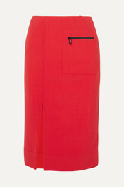 Kwaidan Editions Woven pencil skirt
