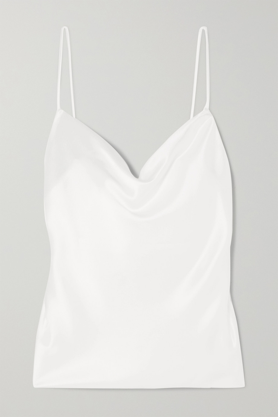 Galvan Whiteley satin camisole
