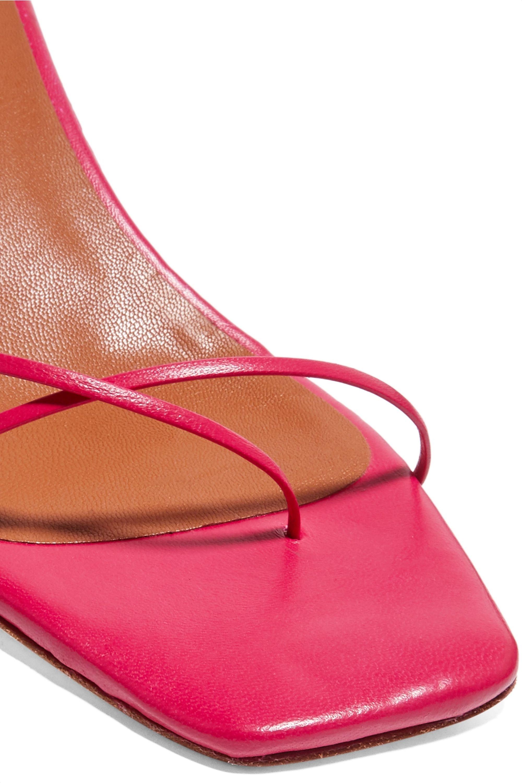 REJINA PYO Doris leather sandals