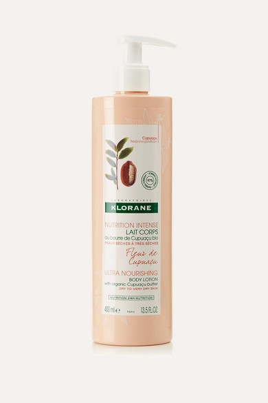 KLORANE Cupuaçu Flower Body Lotion With Cupuaçu Butter, 400Ml - Colorless
