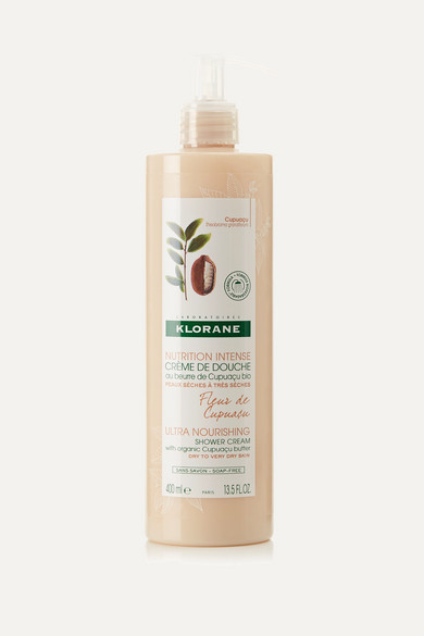KLORANE Cupuaçu Flower Shower Cream With Cupuaçu Butter, 400Ml - Colorless