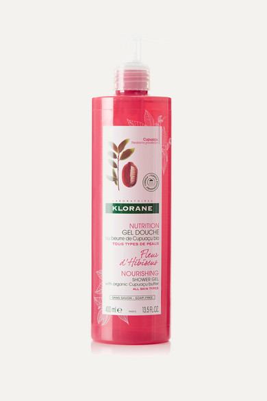 KLORANE Hibiscus Flower Shower Gel With Cupuaçu Butter, 400Ml - Colorless