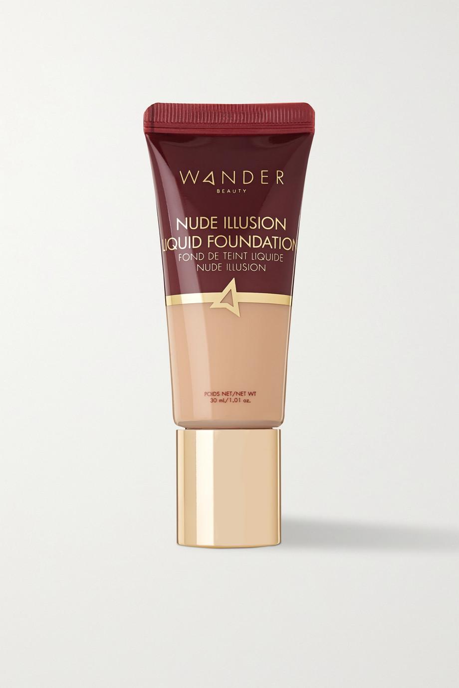 Wander Beauty Nude Illusion Liquid Foundation – Fair – Foundation
