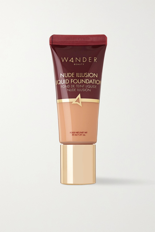 Wander Beauty Nude Illusion Liquid Foundation - Light
