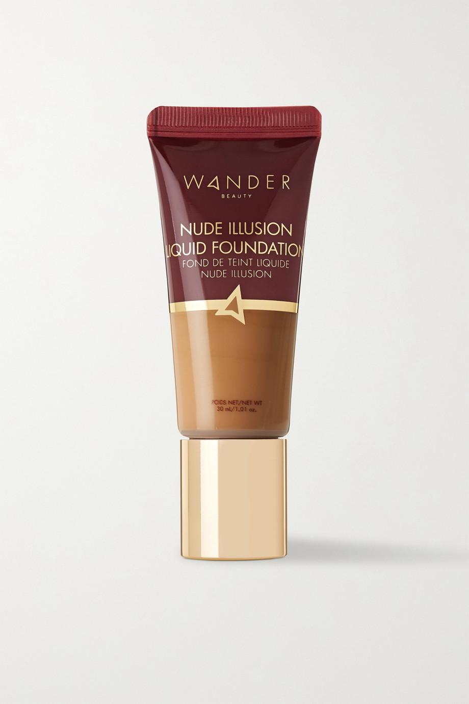 Wander Beauty Nude Illusion Liquid Foundation – Tan – Foundation