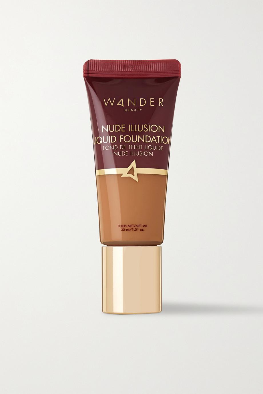 Wander Beauty Nude Illusion Liquid Foundation – Golden Tan – Foundation