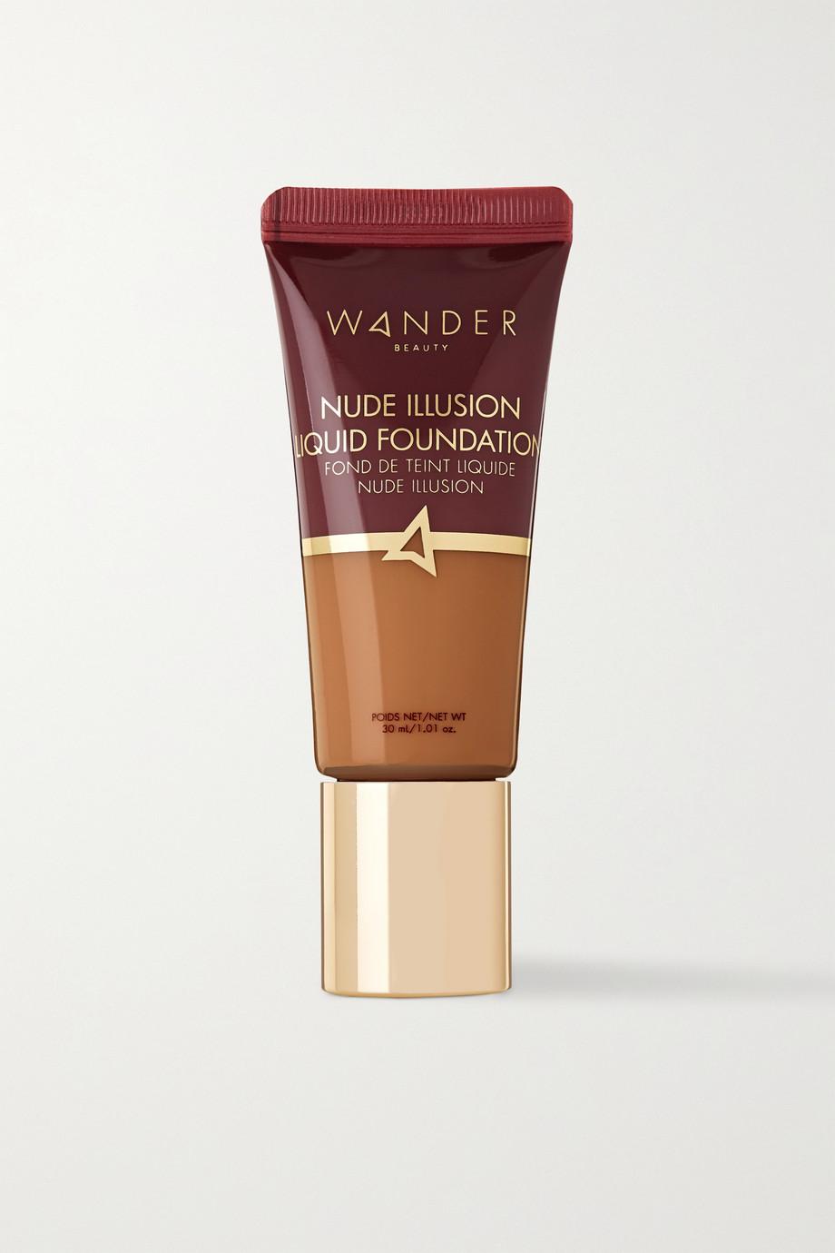 Wander Beauty Nude Illusion Liquid Foundation – Rich – Foundation