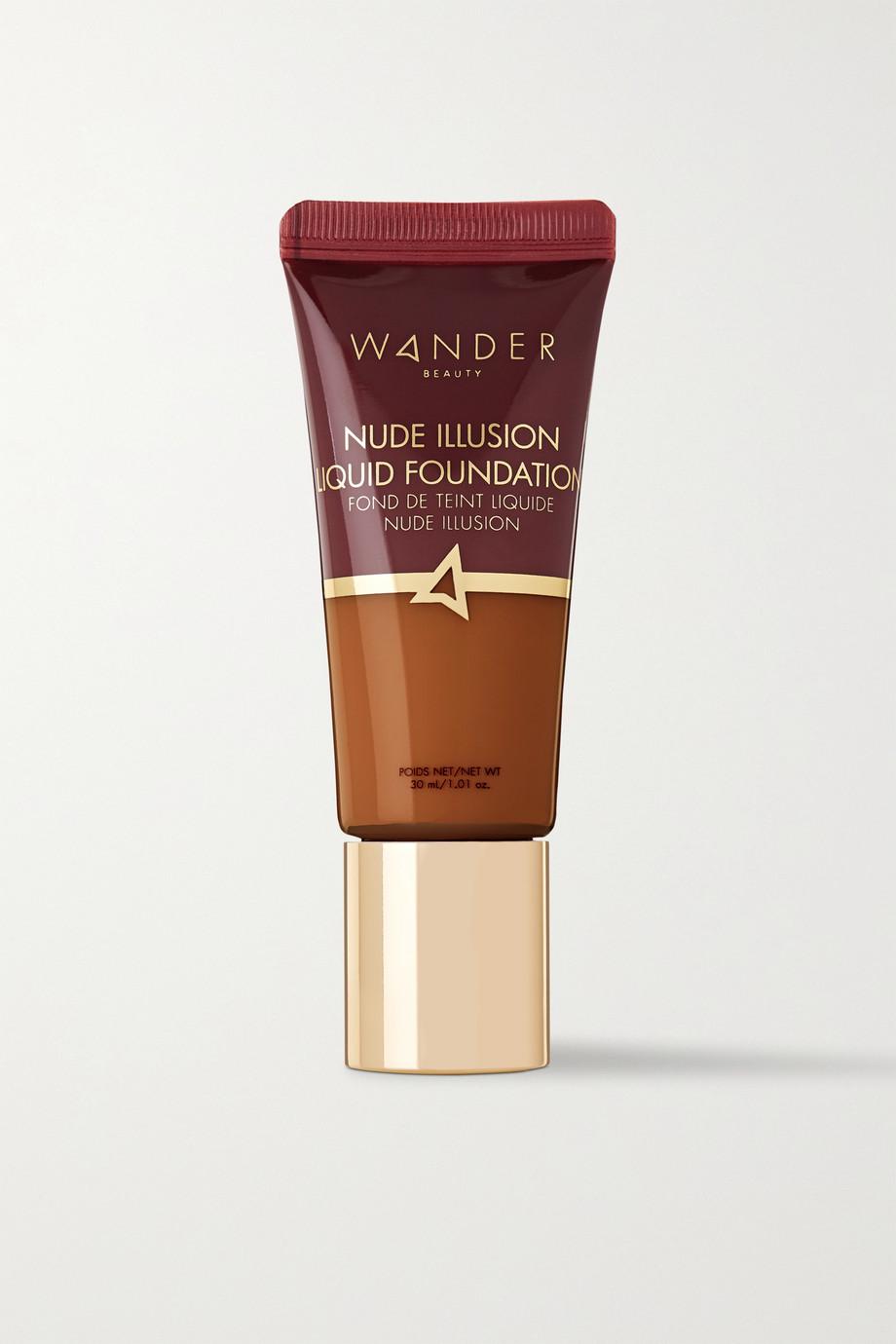 Wander Beauty Nude Illusion Liquid Foundation – Golden Rich – Foundation