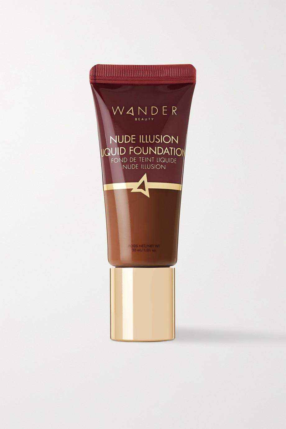 Wander Beauty Nude Illusion Liquid Foundation – Rich Deep – Foundation