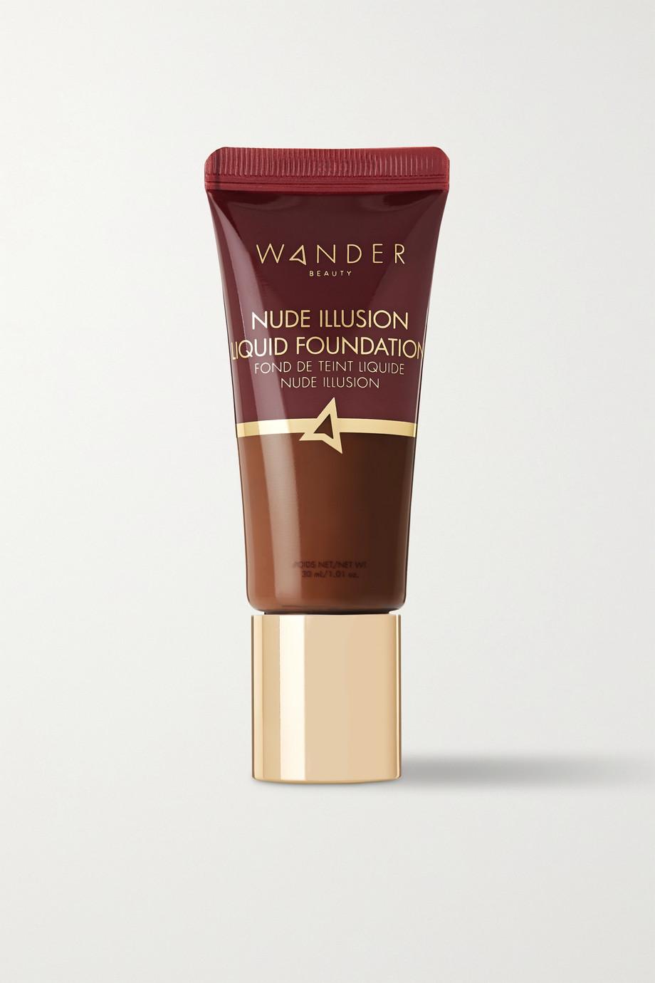 Wander Beauty Nude Illusion Liquid Foundation – Deep – Foundation