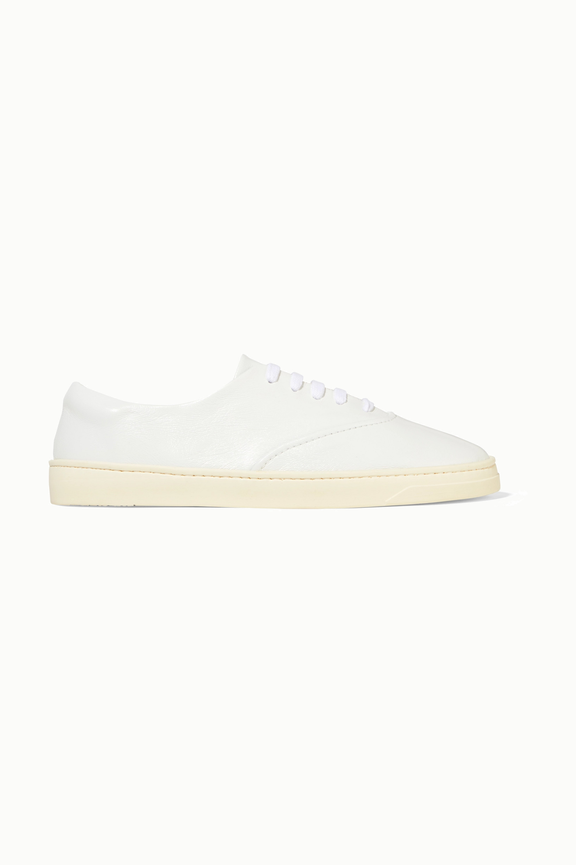 Gabriela Hearst Marcello leather sneakers