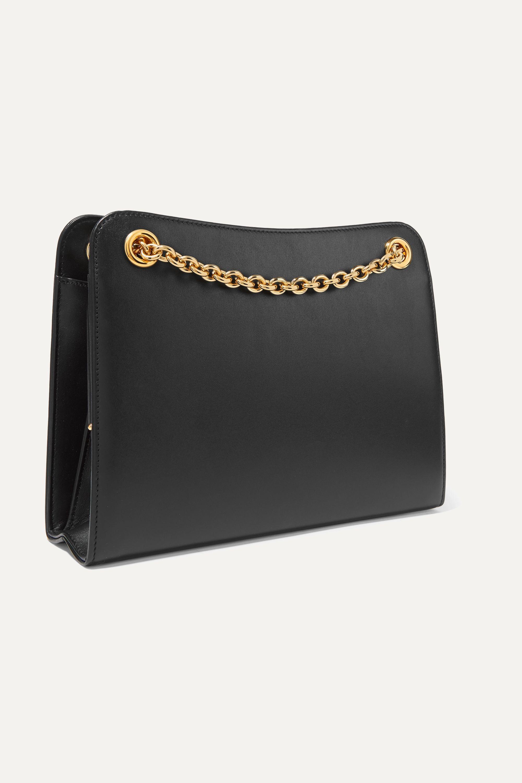Gucci Zumi embellished leather shoulder bag
