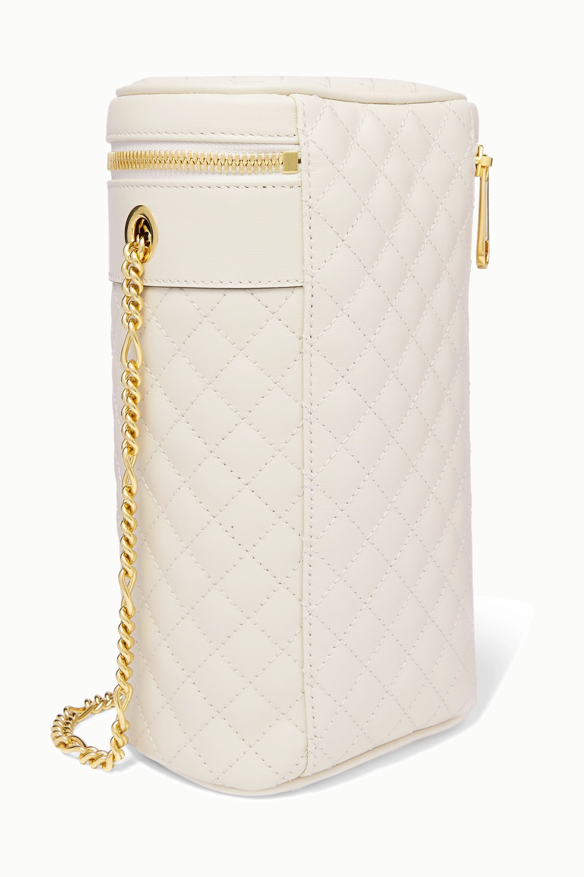 Gucci Trapuntata quilted leather belt bag