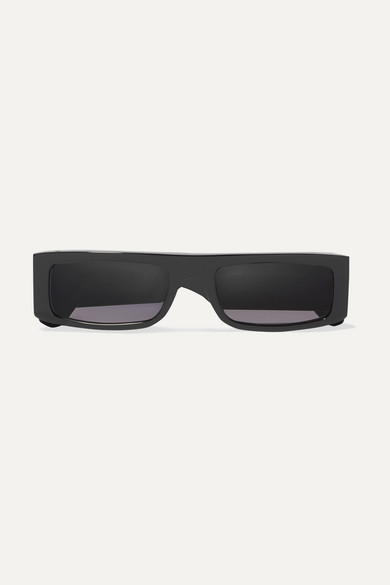 Andy Wolf HUME SQUARE-FRAME ACETATE SUNGLASSES