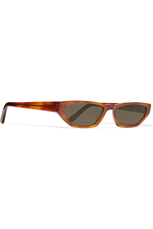 Andy Wolf Tamsyn cat-eye tortoiseshell acetate sunglasses