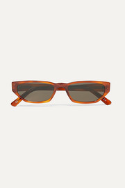 Andy Wolf Tamsyn cat-eye tortoiseshell acetate sunglasses