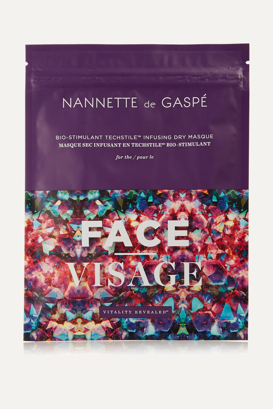 Nannette de Gaspé Vitality Revealed Bio-Stimulant Face Treatment