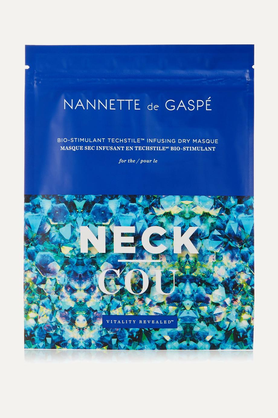 Nannette de Gaspé Vitality Revealed Bio-Stimulant Neck Treatment