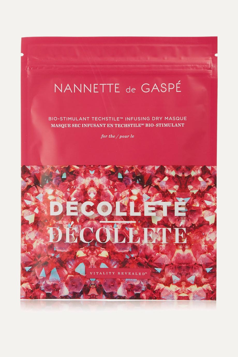 Nannette de Gaspé Vitality Revealed Bio-Stimulant Décolleté Treatment