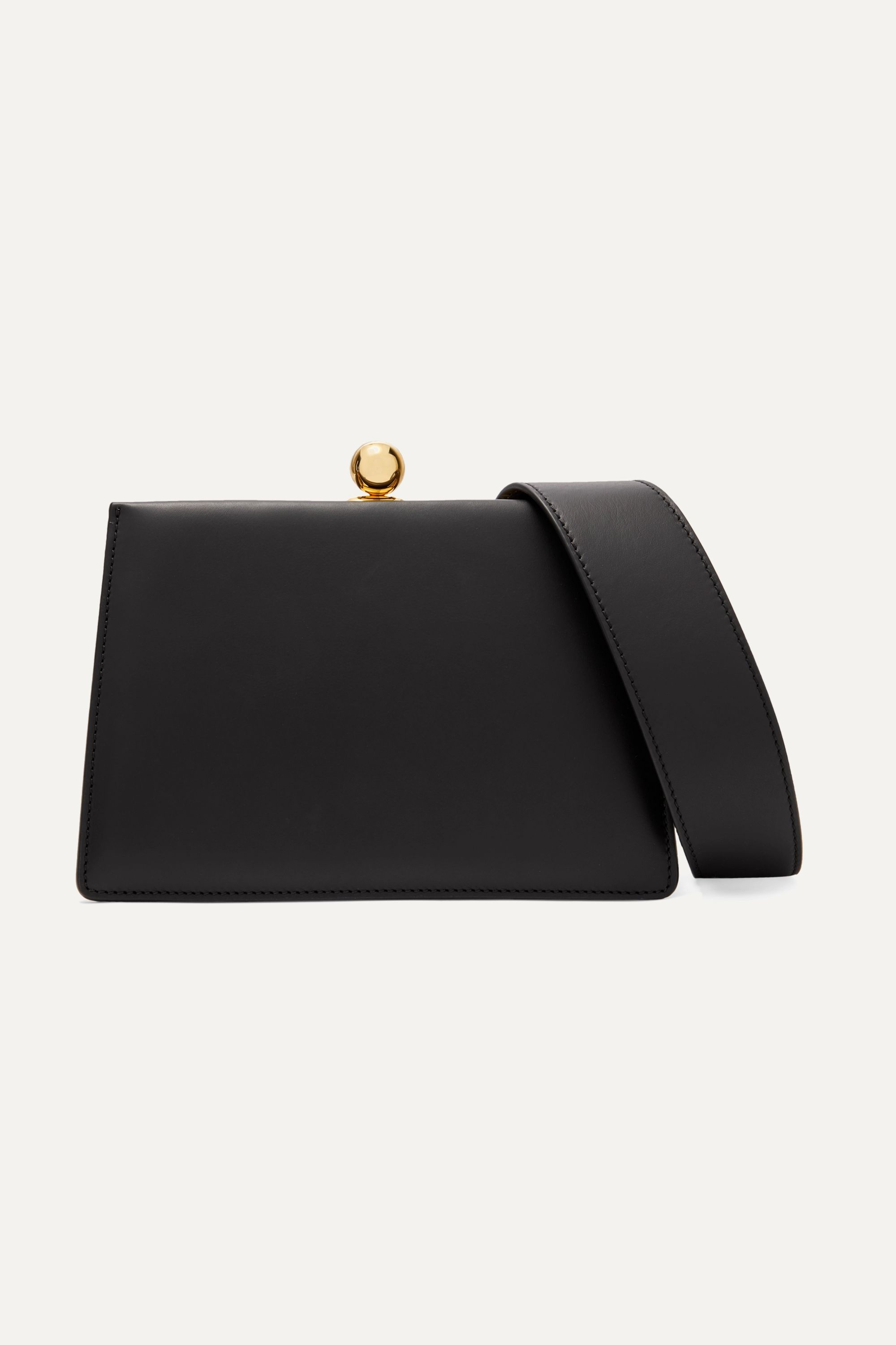 Ratio et Motus Mini Twin leather shoulder bag