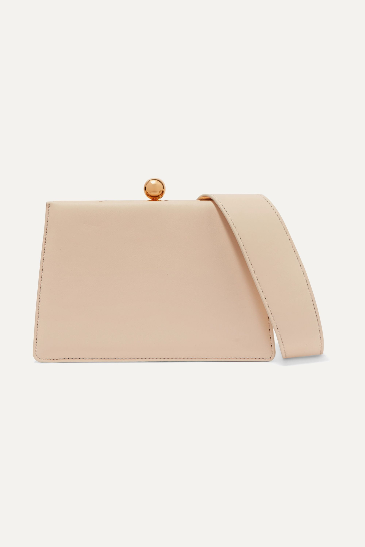 Ratio et Motus Mini Twin leather shoulder bag