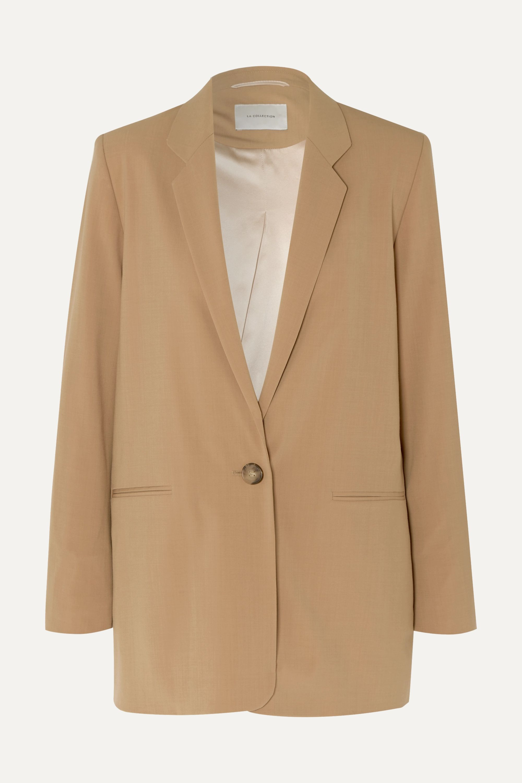 La Collection Marilyn wool-blend blazer