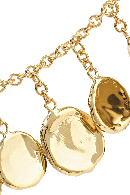 Jacquie Aiche 14-karat gold bracelet