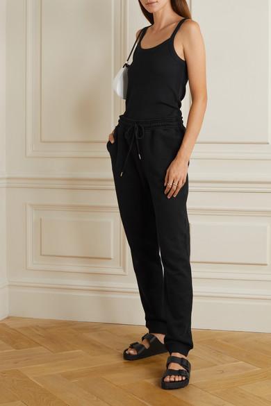 Organic Jersey Track Pants
