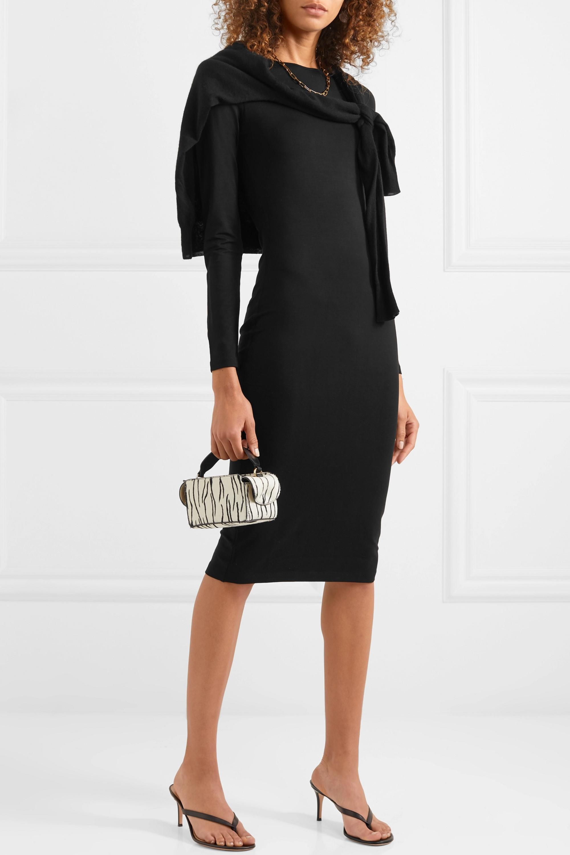 Ninety Percent Stretch-Tencel dress