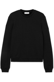 Ninety Percent Stephanie organic cotton-jersey sweatshirt