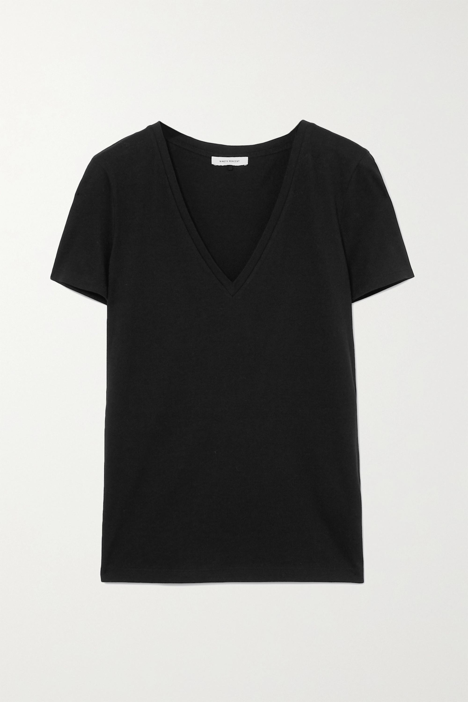 Ninety Percent Ruby organic cotton-jersey T-shirt