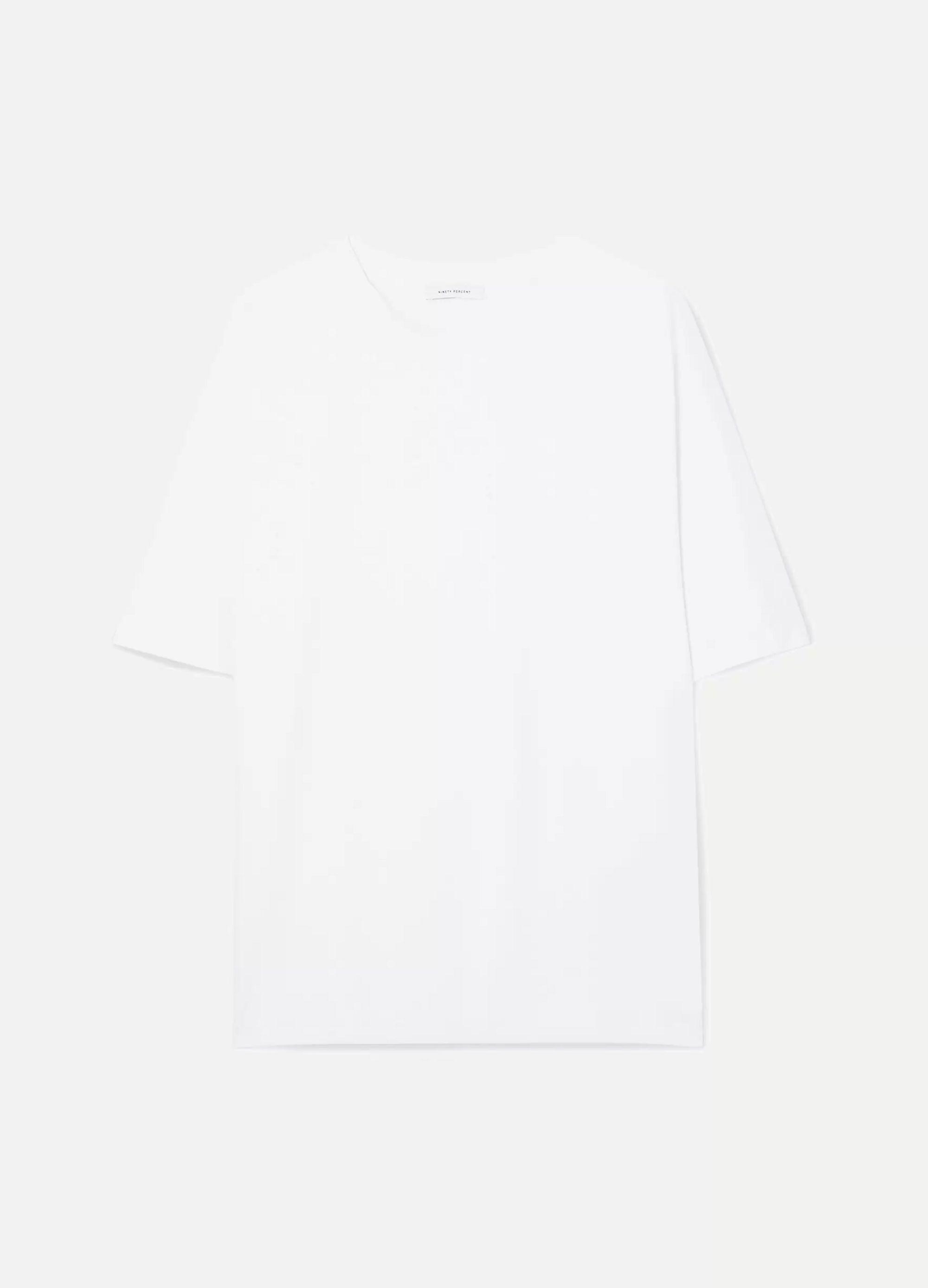Ninety Percent Faye oversized organic cotton-jersey T-shirt