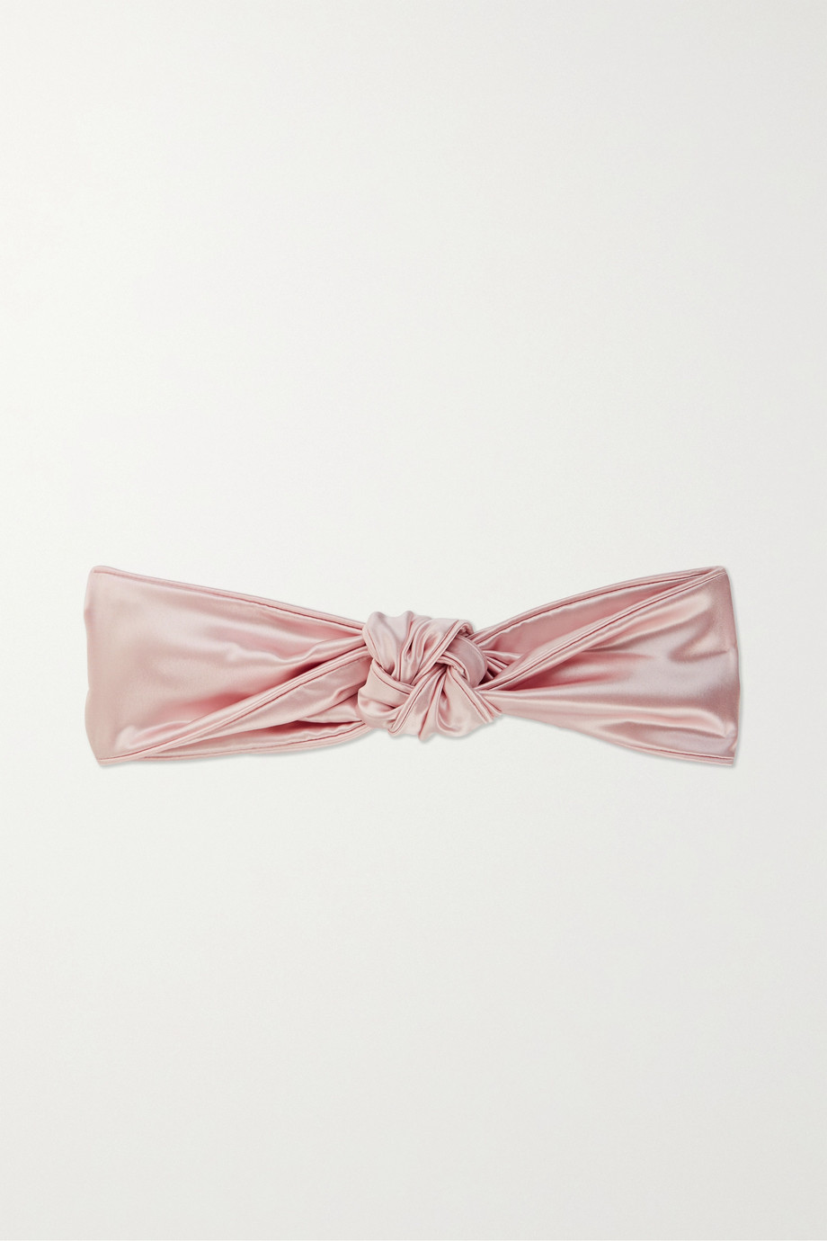 Slip Knot silk headband