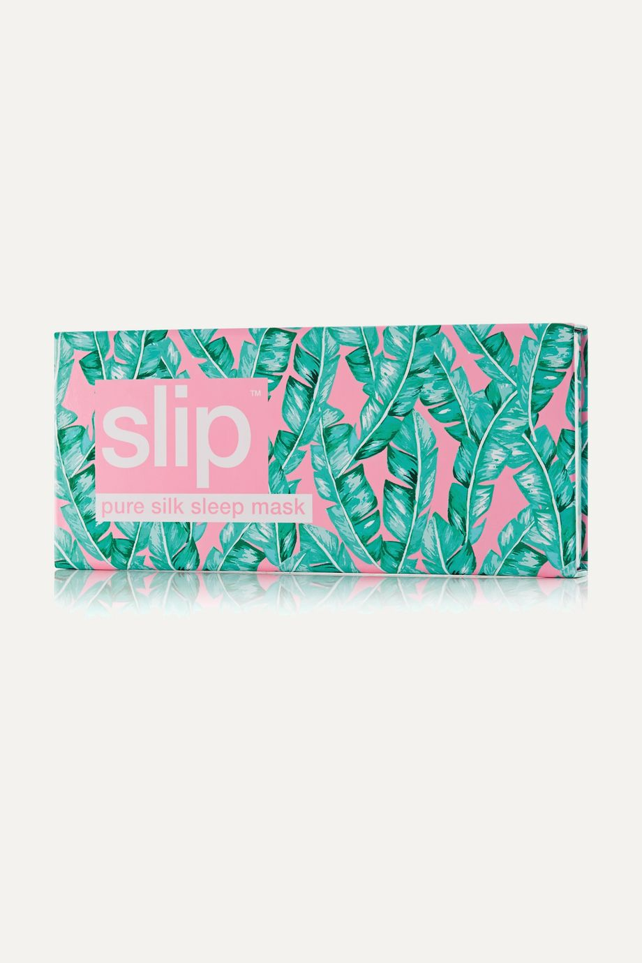 Slip Cali Nights printed silk eye mask