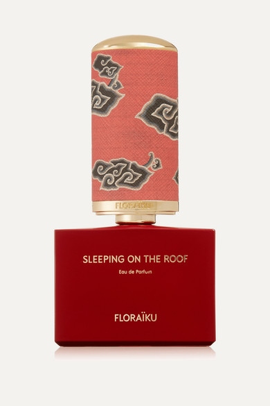 Sleeping On The Roof Eau De Parfum Set by Floraiku