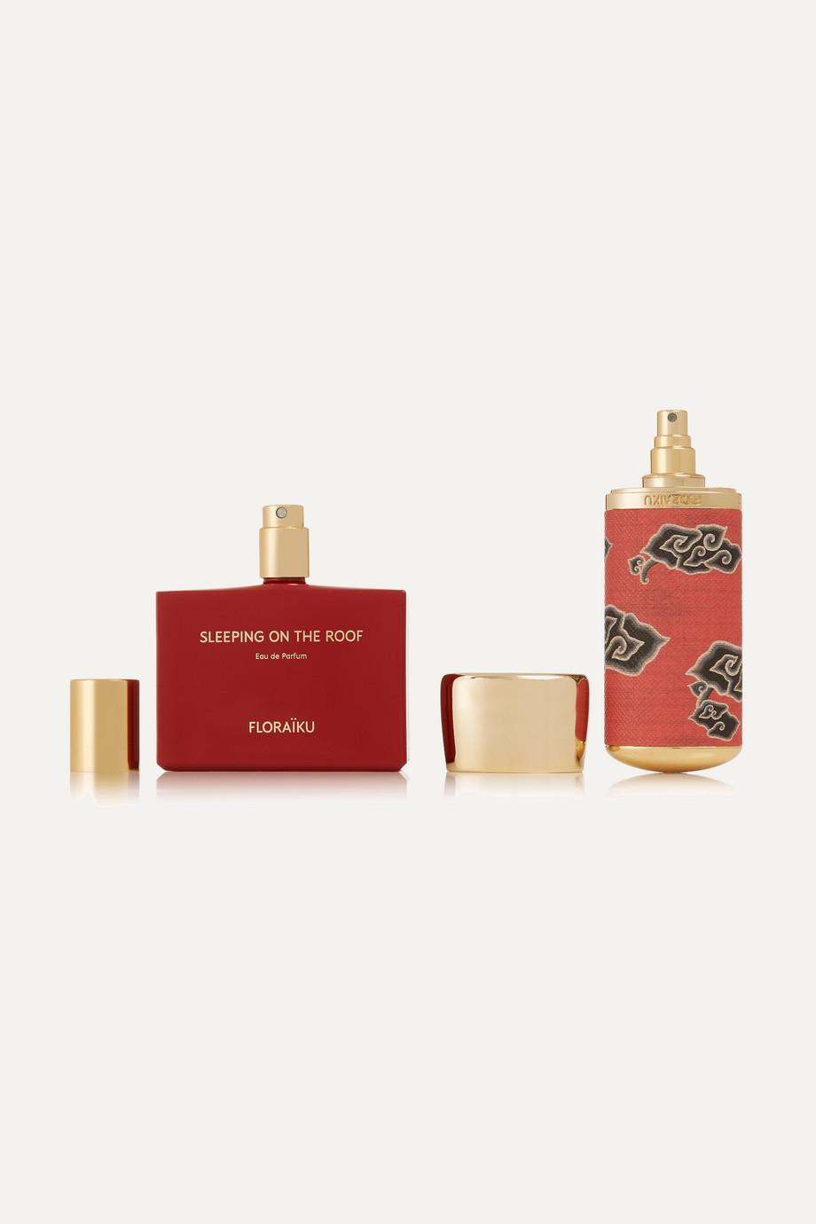 Floraiku Sleeping on the Roof – Set aus Eaux de Parfum
