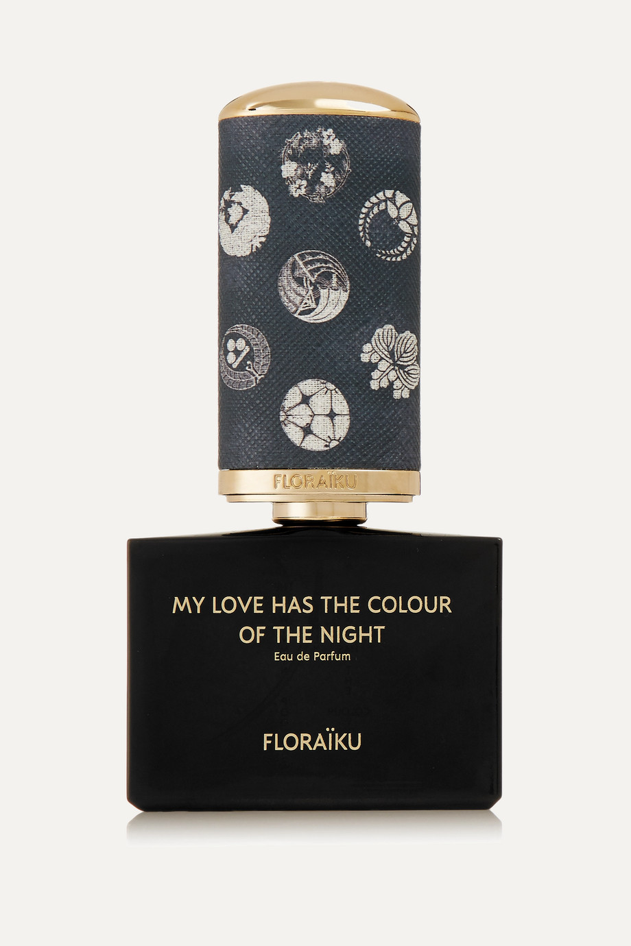 Floraiku My Love Has the Color of the Night, 50 ml & 10 ml – Eau de Parfum