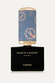 Floraiku Eau de Parfum Sound Of A Ricochet, 50 ml & 10 ml