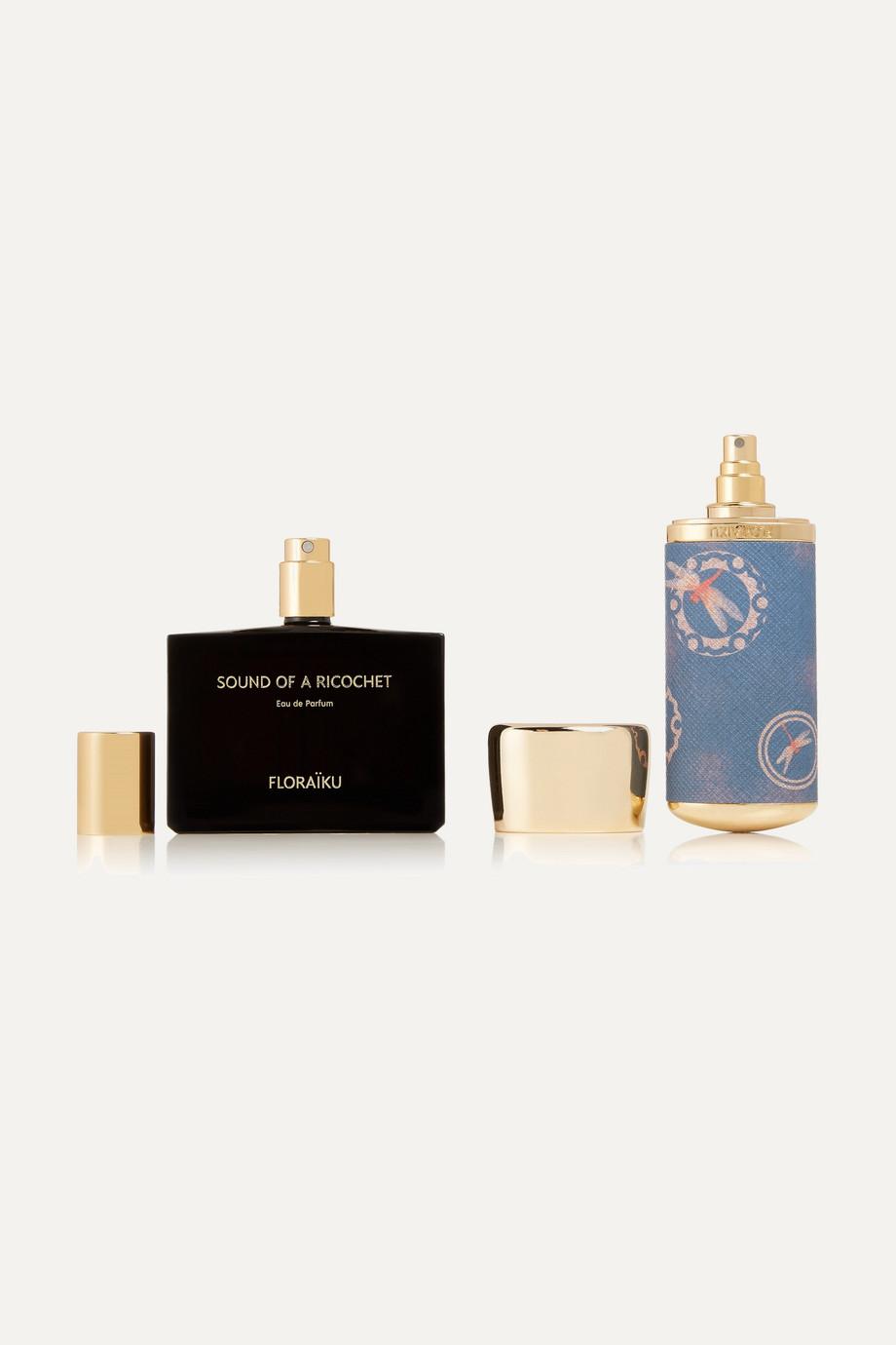 Floraiku Sound Of A Ricochet Eau de Parfum, 50ml & 10ml