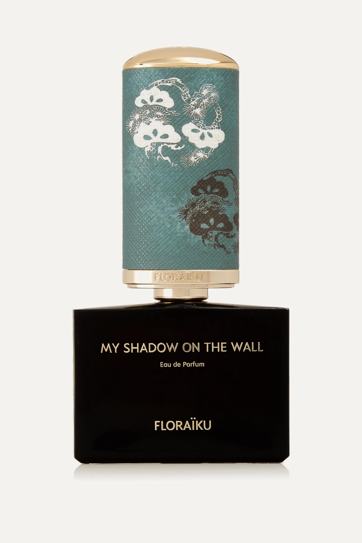 Floraiku My Shadow on the Wall Eau de Parfum, 50ml & 10ml