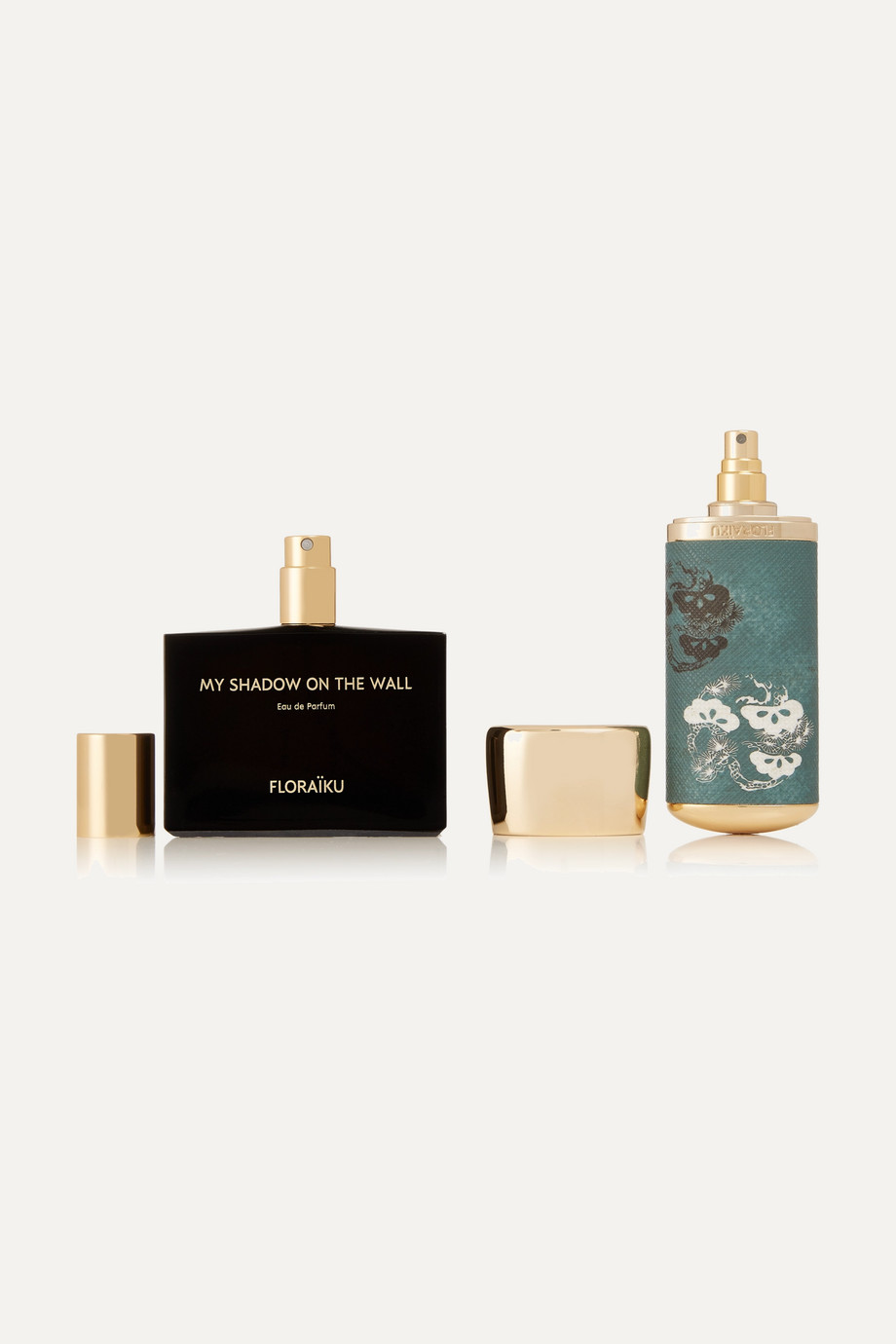 Floraiku My Shadow on the Wall Eau de Parfum, 50ml & 10ml
